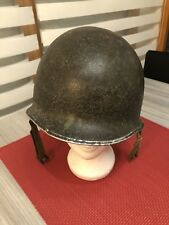 Casque M1-c Coque Original US WW2 Airborne
