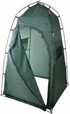 Stansport Cabana Privacy Shelter Camp Shower Toilet Changing D door 4' x 4' x 7