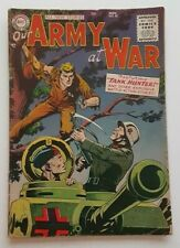 Our Army at War #40 COMIC BOOK 1955  VG