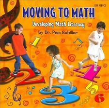 Moving to Math by Pam Schiller Resource, CD