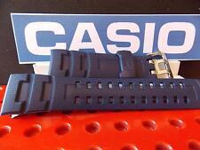 Casio Watch Band G-7600 -2 blue G-Shock Strap Watchband