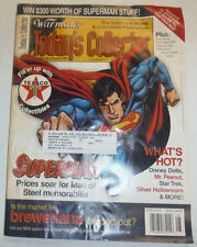 Warman's Today's Collector Magazine Superman & Star Trek August 1999 021015R