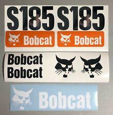 Bobcat S185 (SET OF 7) Skid Steer Replacement Aftermarket Vinyl Decal Sticker