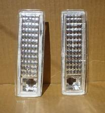 1982 - 1993 S-10 PU Clear Sport Side Marker Lights New Pair