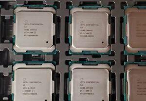 Intel Confidential (ES)QK92 E5-2680v4 14 Core 2.40GHz CPU Processor