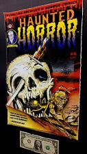 3-D Haunted Horror No 48 Cover Art Poster 11x17