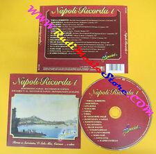 CD Compilation Napoli Ricorda 1 FRANCO SIMONE NARDI CAROSONE no lp mc vhs (C18)