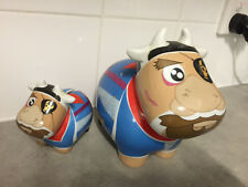 Creamic Bulls money boxes by Multiple Choice NEW (g1)
