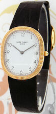 Patek Philippe 3931J Ladies' Ellipse, Yellow Gold, MINT!