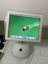 "Apple iMac G4 Flat Panel 17"" 2002 Model M6498"