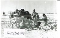 WW 2 + Orel Orjol im Winter 1942 Panzer Propaganda Kompanie 693 -18