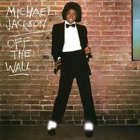 MICHAEL JACKSON - OFF THE WALL (CD/DVD) CD + DVD NEU
