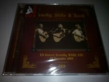 Crosby, Stills & Nash - UN General Assembly, New York 1989  2 CD NEW AND SEALED