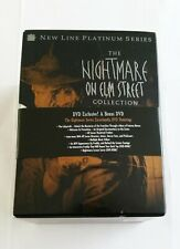 The Nightmare On Elm Street Collection 8-Disc DVD Boxset w/ 3D Glasses 1999 R1