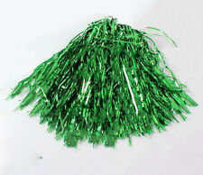 Cheerleader Pom Poms Waver Fancy Dress Costume Pompoms Dance Hen Party Decor SG
