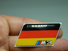 M3 SPORT  boot badge/emblem Side Wing Fender  BMW m sport  Badge