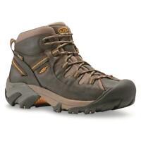 New KEEN Men's Targhee II Waterproof Mid Hiking Boots Sizes 7-17