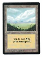 Plains (Vers.1) - BETA Edition  - Old School - MTG Magic The Gathering