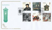 (51052) GB Cotswold FDC Royal Mail 500 STAMPEX London N1 2016