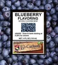 BLUEBERRY FLAVOR LDC BREWER'S BEST 4 oz FLAVORING FOR SODA BEER WINE SHINE CANDY