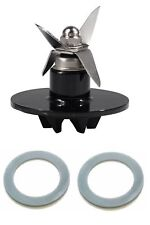 Cuisinart Blender Replacement Blade (SPB-456-2B) PLUS 2 Blender Blade Gaskets (S