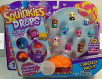 Squinkies 'Do Drops 12 Squinkies Collector Pack - Bonus Villa Season 1 Style 4
