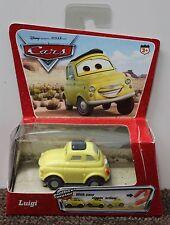 LUIGI PULLBAX Vehicle Disney Pixar Cars 2005 Original Desert Collectible NEW