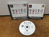Spice World - Sony PS1 - Black label - PAL - Tested!