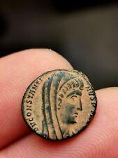 Constantin 1er, nummus , Constantinople 337-340 ( quadrige//cons) 1,88 g
