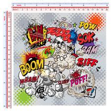 Adesivo personalizzazione serbatoio auto sticker boom bam reservoir car cm 20x20