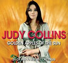 CD JUDY COLLINS GOLDEN APPLES OF THE SUN MAID OF CONSTANT SORROW WILD MOUNTAIN
