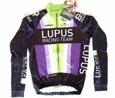 New 2016 Men's Biemme Lupus Cycling eVent Thermal Winter Jacket, Black/Green, XS