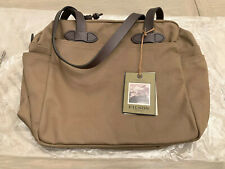 Filson Tote Bag with Zipper Sepia - New!
