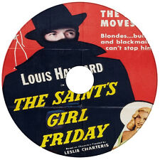 The Saints Return: Saints Girl Friday - Crime - Louis Hayward, Diana Dors - 1953