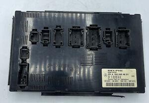 06-12 Mercedes ML350 ML500 AMG Rear Signal Acquisition Actuation Module SAM Unit