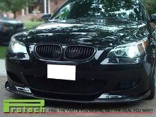 2004-2010 E60 M5 BMW H TYPE CARBON FIBER FRONT LIP SPOILER