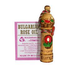 100% PURE NATURAL ORIGINAL BULGARIAN ROSE OIL (OTTO) 1GR