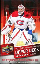 2015-16 Upper Deck UD  Hockey Series 1 Team Set Hockey Cards Pick From List