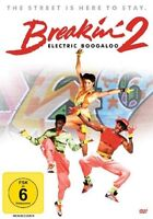 BREAKIN'2-ELECTRIC BOOGALOO  Lucinda Dickey, Adolfo Quinones DVD NEU