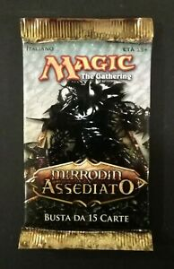 Mirrodin Besieged Booster ITA - Pack Sealed Unsearched - MTG Magic The Gathering
