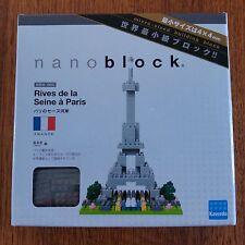 Nanoblock: Rives De La Seine A Paris Micro Sized Building Blocks