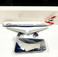 Wooster British Airways Union 1 Boeing 757 200 Plastic model air plane avion