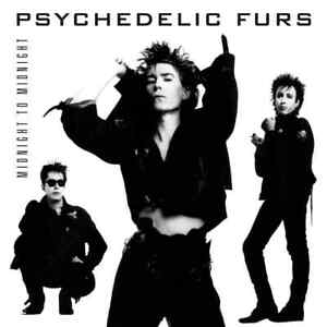 Psychedelic Furs - Midnight To Midnight (2017)  CD  NEW/SEALED  SPEEDYPOST