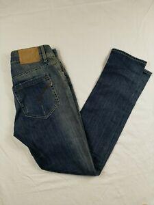 Dondup Wash Garnish Dancan Ladies W30 L32 Denim Jeans Trouser