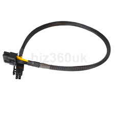 New 10pin to 6pin Power Adapter Cable for HP DL380 G9 and NVIDIA Quadro GPU 35cm