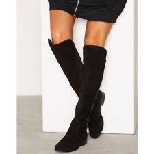 Vero Moda Over Knee Suede Boots Size 7