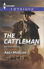 The Cattleman (West Texas Watchmen)