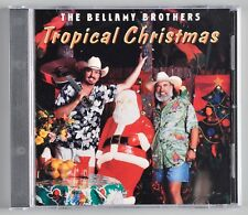 The Bellamy Brothers Tropical Christmas CD 9184 1996