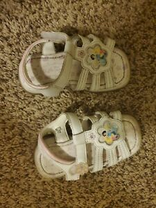 Disney 7 Sandals with Cinderella Friends Play shoes