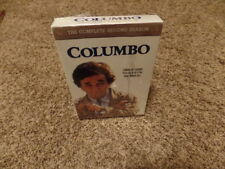 COLUMBO THE COMPLETE SECOND SEASON dvd BRAND NEW SEALED tv show CUT UPC
